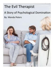 The Evil Therapist Cover