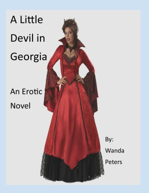 A Little Devil in Georgia Cover - Copy