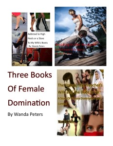Three book cover