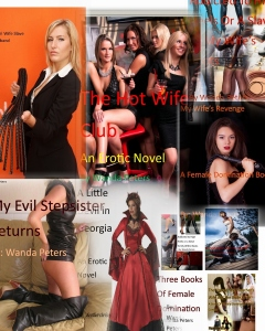 Another dominant woman collage